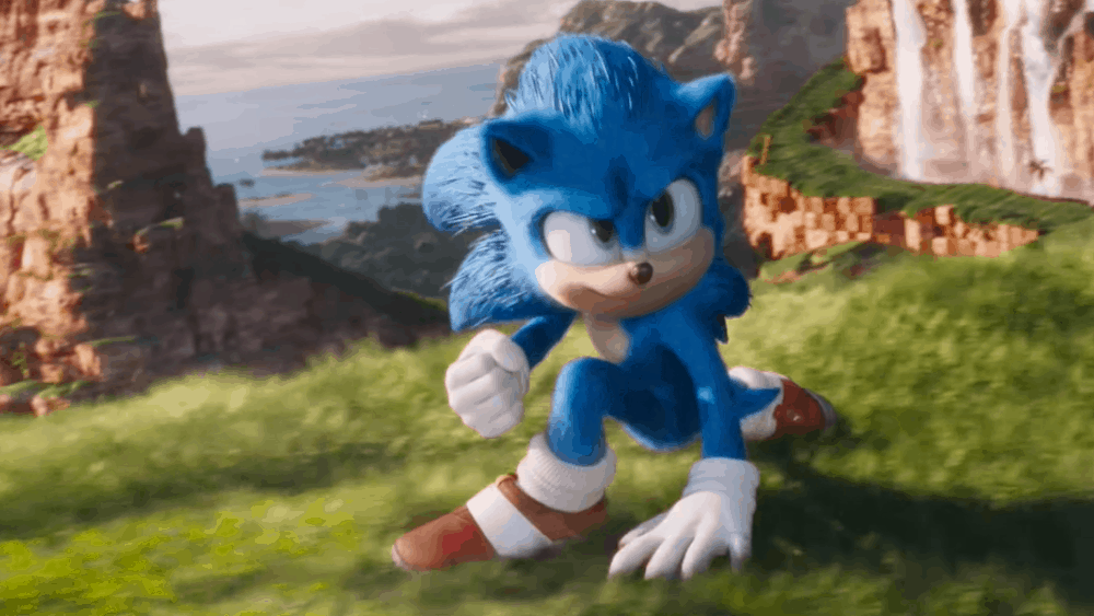 Sonic The Hedgehog 2020 New Official Trailer Btbo